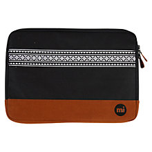 "Buy Mi-Pac Sleeve for 15"" Laptop, Nordic Online at johnlewis.com"