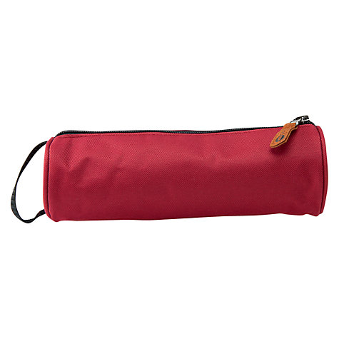 Buy Mi-Pac Pencil Case, Burgundy Online at johnlewis.com