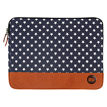 "Buy Mi-Pac Sleeve for 15"" Laptop, All Stars Online at johnlewis.com"