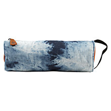 Buy Mi-Pac Pencil Case, Denim Dye Online at johnlewis.com