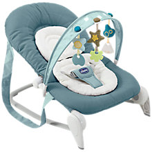 Buy Chicco Hoopla Bouncer, Sage Online at johnlewis.com