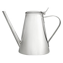 Buy John Lewis Stainless Steel Oil Drizzler, 0.5L Online at johnlewis.com