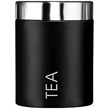 Buy Premier Housewares Enamel Tea Canister Online at johnlewis.com