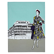 Buy John Lewis Lady Tea Towel Online at johnlewis.com