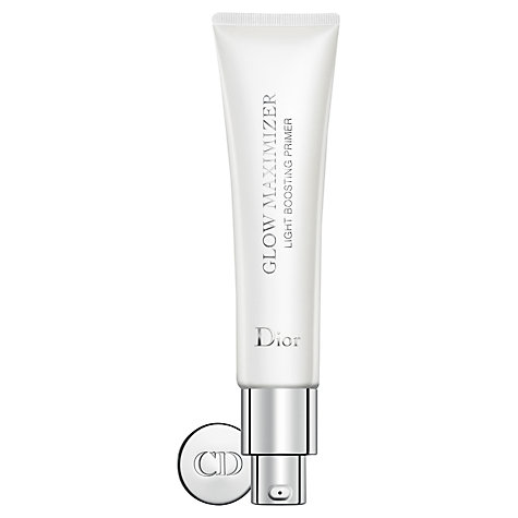 Buy Dior Glow Maximiser Light Boosting Primer, 30ml Online at johnlewis.com