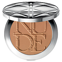 Buy Dior Diorskin Nude Tan Matte Powder Online at johnlewis.com