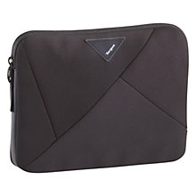 "Buy Targus A7, Universal Sleeve for 10.2"" Tablets & Laptops, Black Online at johnlewis.com"