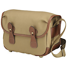 Buy Billingham L2 Camera Bag for Small DSLRs & CSCs, Khaki & Tan Online at johnlewis.com