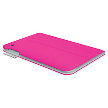 Buy Logitech Protective Folio Case for iPad mini & iPad mini with Retina display Online at johnlewis.com