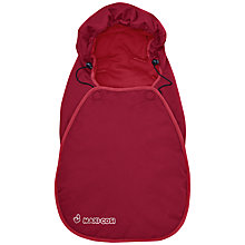 Buy Maxi-Cosi Cabriofix Footmuff, Raspberry Red Online at johnlewis.com