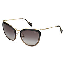 Buy Miumiu MU 51PS Retro Cat's Eye Sunglasses Online at johnlewis.com