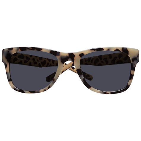Buy Burberry BE4161Q Funky D-Framed Sunglasses Online at johnlewis.com