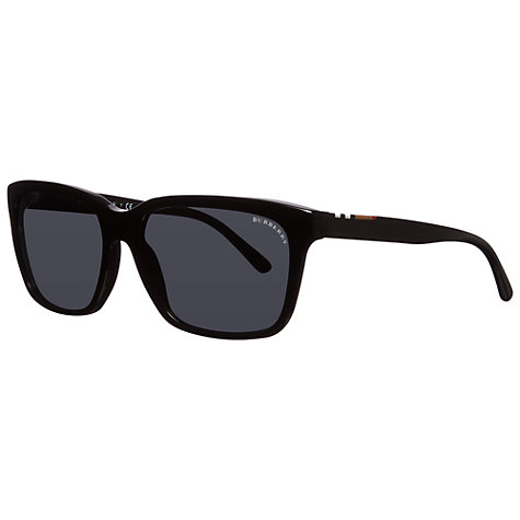 Buy Burberry BE4150 Square Sunglasses Online at johnlewis.com