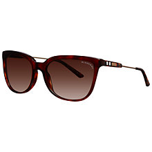 Buy Burberry BE4152 Rectangular Sunglasses Online at johnlewis.com