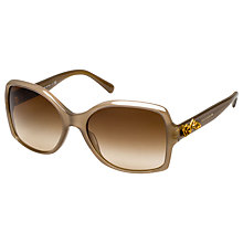 Buy Dolce & Gabanna DG4168 Baroque Style Rectangular Sunglasses Online at johnlewis.com