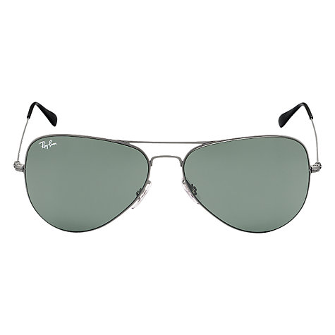 Buy Ray-Ban RB3513 Aviator Sunglasses Online at johnlewis.com