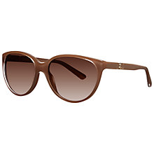 Buy Dolce & Gabbana DG4171P 277313 Cat's Eye Sunglasses, Sand Online at johnlewis.com
