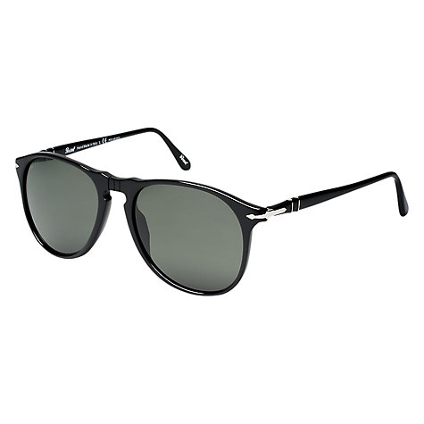 Buy Persol PO9649S Suprema Acetate Framed Sunglasses Online at johnlewis.com