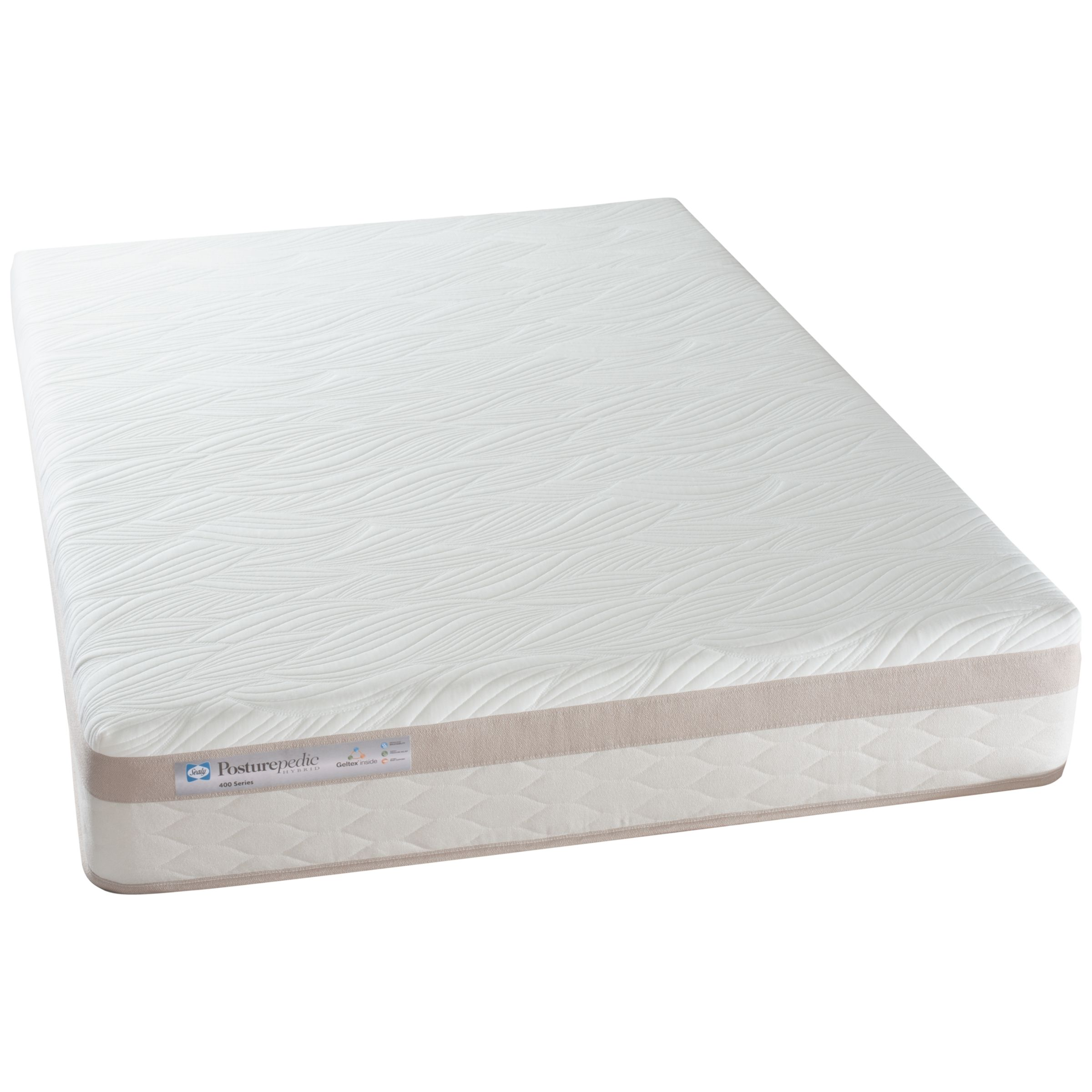 Sealy Posturepedic Hybrid Series 400 Mattress, Super Kingsize