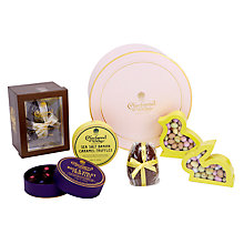 Buy Charbonnel et Walker Easter Hat Box Hamper Online at johnlewis.com