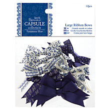 Buy Docrafts Paris Ribbon Bows, 12pcs Online at johnlewis.com