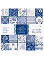 "Docrafts Paris 6 x 6"" Paper Pack"