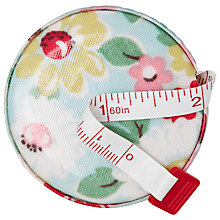 Buy Cath Kidston Bright Pop Tape Measure Online at johnlewis.com