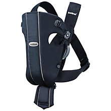 Buy BabyBjörn Original Baby Carrier, Dark Blue Online at johnlewis.com