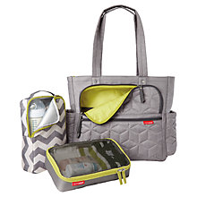 Buy Skip Hop Forma Bag, Grey Online at johnlewis.com