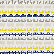 Buy John Lewis Vehicles Fabric, Multi Online at johnlewis.com