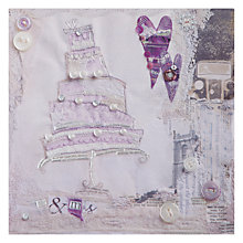 Buy Card Mix Wedding Cake Card Online at johnlewis.com