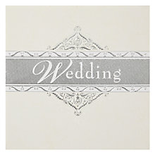 Buy Paperhouse Wedding Day Greeting Card Online at johnlewis.com