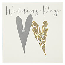 Buy Belly Button Designs Wedding Day Greeting Card Online at johnlewis.com