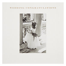 Buy Susan O Hanlon Bridesmaid Wedding Greeting Card Online at johnlewis.com