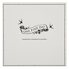 Buy Pigment One Fine Day Greeting Card Online at johnlewis.com