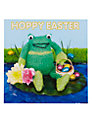 Mint Hoppy Easter Card