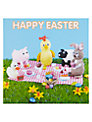 Mint Easter Picnic Easter Card