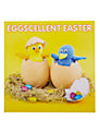 Mint Eggscellent Easter Card