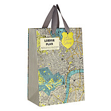 Buy Wild and Wolfe London Gift Bag, Medium Online at johnlewis.com