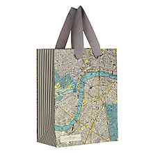 Buy Wild and Wolfe London Gift Bag, Small Online at johnlewis.com