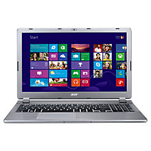 "Buy Acer Aspire V5-573 Laptop, Intel Core i7, 8GB RAM, 1TB, 15.6"", Iron Online at johnlewis.com"