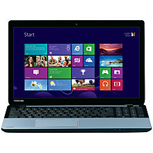 "Buy Toshiba Satellite S50D-A-10F Laptop, AMD A10, 6GB RAM, 750GB, 15.6"", Silver Online at johnlewis.com"