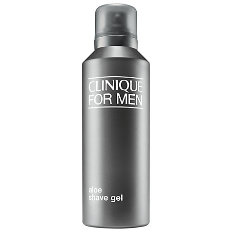 Buy Clinique for Men Aloe Shave Gel, 125ml Online at johnlewis.com