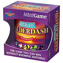 Buy Drummond Absolute Balderdash Mini Game Online at johnlewis.com