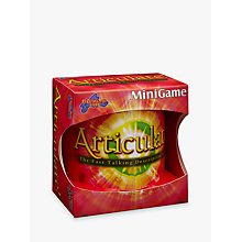 Buy Drummond Articulate Mini Game Online at johnlewis.com