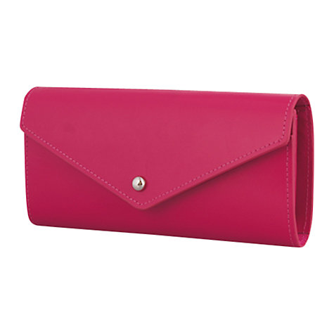 Buy Paper Thinks Envelope Recycled Leather Wallet Online at johnlewis.com