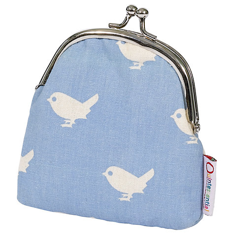 Buy Quintessential Birdadot Clasp Purse Online at johnlewis.com