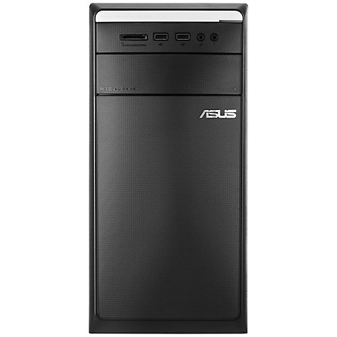 Buy Asus M11AD Desktop PC, Intel Core i5, 6GB RAM, 1TB, Black Online at johnlewis.com