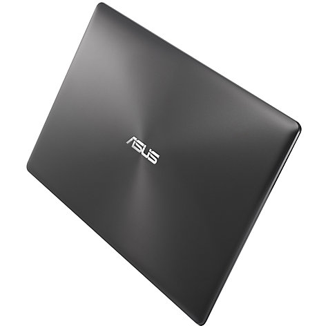 "Buy Asus VivoBook X550CA Laptop, Intel Core i5, 4GB RAM, 500GB, 15.6"" Touch Screen, Grey Online at johnlewis.com"