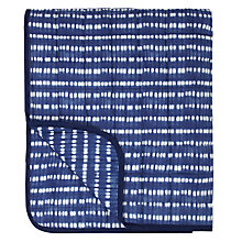 Buy Scion Shibori Quilted Throw Online at johnlewis.com